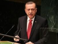 IRAK - Cumhurbaşkanı Erdoğan BM Genel Kurulu'na hitap etti