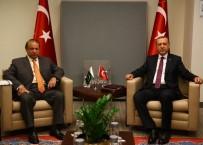 PAKISTAN - Cumhurbaşkanı Erdoğan, Pakistan Başbakanı Şerif İle Görüştü