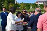 İSLAM - Düzce Üniversitende Bayramlaşma Töreni Gerçekleştirildi