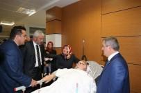 ENVER YıLMAZ - Enver Yılmaz'dan Fatsa Devlet Hastanesi'ne Ziyaret