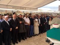 KARACAAHMET - Eski İstanbul Vaizi Hüseyin Kaplan Son Yolculuğuna Uğurlandı
