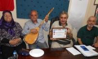 MUSTAFA ÜNAL - Eskişehirli Sanatçılar ASKEF Buluşması'nda 'Teşekkür Belgeleri' İle Ödüllendirildi