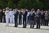 GAZI MUSTAFA KEMAL - Foça, Kahraman Gazileri Unutmadı