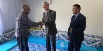 GAZI MUSTAFA KEMAL - Hakkari ASP Müdürlüğü'nden Gazilere Ziyaret