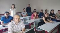 HALK EĞITIMI MERKEZI - Havran Halk Eğitim'ten İşaret Dili Kursu