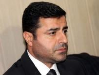 SELAHATTİN DEMİRTAŞ - HDP Eş Genel Başkanı Demirtaş ifadeye çağrıldı