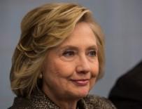 HİLLARY CLİNTON - Clinton ve Trump'dan Sisi'ye yoğun ilgi