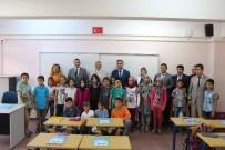 ENVER ÖZDERİN - İnönü'de İlköğretim Haftası Kutlandı