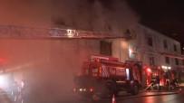 YENIDOĞAN - İstanbul'da Atölye Yangını