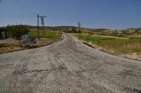 Kocaköy'de 32 Kilometre Yol Çalışması