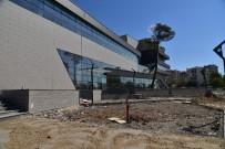 BEDENSEL ENGELLILER - Kültür Kongre Merkezi Önümüzdeki Ay Açılıyor