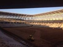 KUŞ YUVASI - Malatya Arena Stadı'nın Yüzde 90'I Tamamlandı