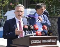 KURTULUŞ SAVAŞı - Maliye Bakanı Naci Ağbal Açıklaması