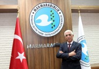 ZEYTİNYAĞI - Marmarabirlik'te Rekolte Beyan Alımları 22 Eylül'de Başlıyor