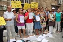 AKKUYU NÜKLEER SANTRALİ - Mersin'de Nükleer Karşıtları, Meclis Komisyon Üyelerine 30 Bin Dilekçe Verdi