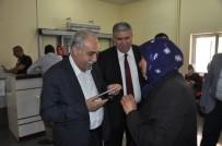 SOSYAL GÜVENLIK KURUMU - Milletvekili Fakıbaba'dan SGK'ya Ziyaret