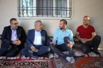 MUSTAFA ŞAHİN - Milletvekili Şahin'den Gazilere Ziyaret