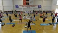YÜZME HAVUZU - Muratpaşa'da Spor Günleri Başlıyor