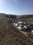 MEHMET AKİF ERSOY - Okul Yolunda Trafik Kilitlendi