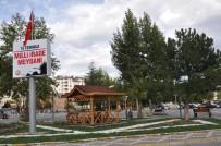 Seydişehir Belediye Meydanı'nın İsmi '15 Temmuz Milli İrade Meydanı' Oldu