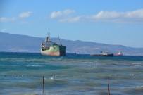 PANAMA - Tanker Karaya Oturdu