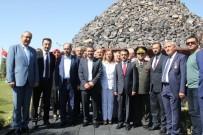 KAHRAMANLıK - Tanrıver, 'Şehitler Anıtı, 15 Temmuz Vatan Şehitlerimizin Anısını Canlı Tutacak'