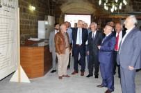 27 EYLÜL - Taşhan'da Hat Sergisi Açıldı