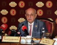 İLBER ORTAYLI - TBMM Başkanı Kahraman Açıklaması 'Başbakanın Odasının Olduğu Kısım Demokrasi Müzesi Olacak'