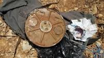 IRAK - TSK Açıklaması 'Kuzey Irak'ta Bir Cephanelik Vurularak İmha Edildi'