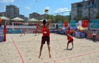 TÜRKIYE VOLEYBOL FEDERASYONU - TVF Pro Beach Tour Nilüfer Etabı Başlıyor