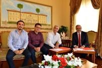 MÜNIR KARALOĞLU - Vali Karaloğlu Okul Protokolü İmzaladı