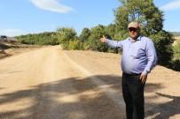 CENGIZ ERGÜN - Vatandaşın Toprak Yol Çilesi Sona Eriyor