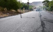 PELIKAN - Yıldıztepe Mahallesinin Yolları Asfaltlanıyor