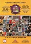 EL SANATLARI - 10.Uluslararası Antepfıstığı Kültür Ve Sanat Festivali Başlıyor