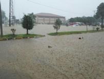 SEL AFETI - Trabzon'da sel: 2 kişi hayatını kaybetti