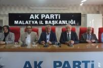 GENELKURMAY - AK Parti Malatya Milletvekili Mustafa Şahin Açıklaması