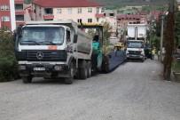 YOL ÇALIŞMASI - Altınordu'da Asfalt Seferberliği Sürüyor