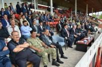 CEBRAIL - Anagold 24 Erzincan Spor'da, Adana Spor A.Ş Galibiyeti Sevinci