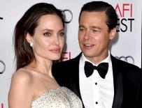 BOŞANMA DAVASI - Angelina Jolie-Brad Pitt boşanma davasında ağır suçlamalar