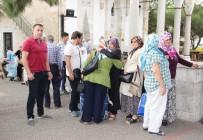DIYANET İŞLERI BAŞKANLıĞı - Aydınlı Hacılar Yurda Dönüyor