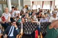 TÜRKİYE SAKATLAR KONFEDERASYONU - Ayvalık'ta Engelliler Panelde Konuştular