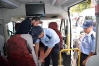EMNIYET KEMERI - Bilecik Belediyesi'nin Okul Servisleri Denetimi