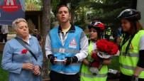 ATATÜRK BULVARI - Bilecik'te Avrupa Ulaşımda Değişim Haftası Bisiklet Etkinliği