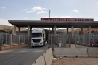 YARDIM KONVOYU - BM'nin Yardım Konvoyunun Suriye'ye Gidişi Askıya Alındı