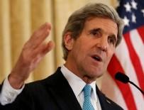 HAVA SALDIRISI - Suriye'deki uçuşlara sınırlama getirmeliyiz