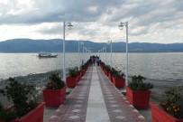 GÖL FESTİVALİ - Burdur Gölü, 54 Santimetre Çekildi
