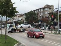 TRAFİK POLİSİ - Bursa'da Çekici Zulmü