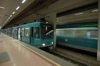 İNTERNET SİTESİ - 'Bursa'da Metroda Kadın Yolcuya Tehdit' İddiası Asılsız Çıktı