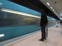 İNTERNET SİTESİ - 'Bursa'da Metroda Kadın Yolcuya Tehdit' İddiası Yalan Çıktı