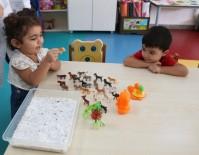 SALDıRGANLıK - Büyükşehir'den Çocuklara 'Oyun Terapisi'